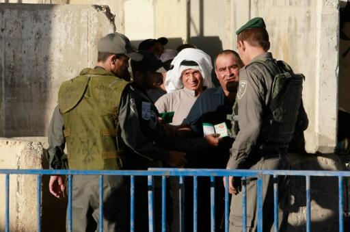 Israel closes Palestinian territories for holiday