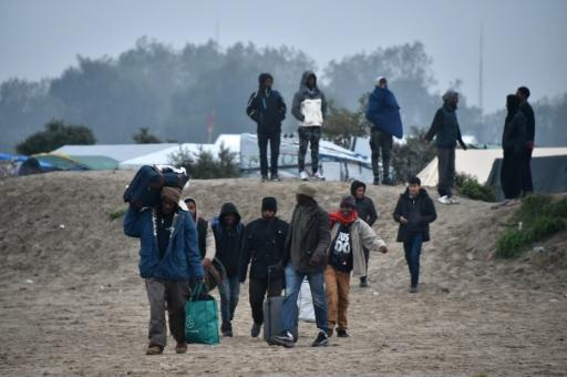 The Jungle migrant camp in France: five key questions