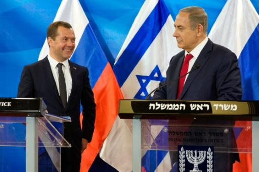 Israel PM warns over Iran influence in Russia meeting