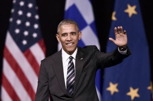 Obama to pass torch to Merkel on farewell visit