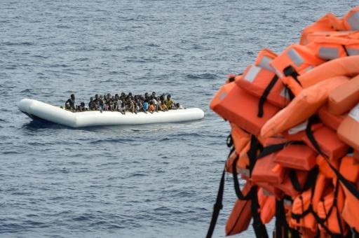 Eight dead, many missing in new Med migrant tragedy
