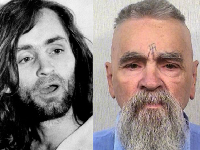 Charles Manson would be 92 when he is next up for parole in 2027.